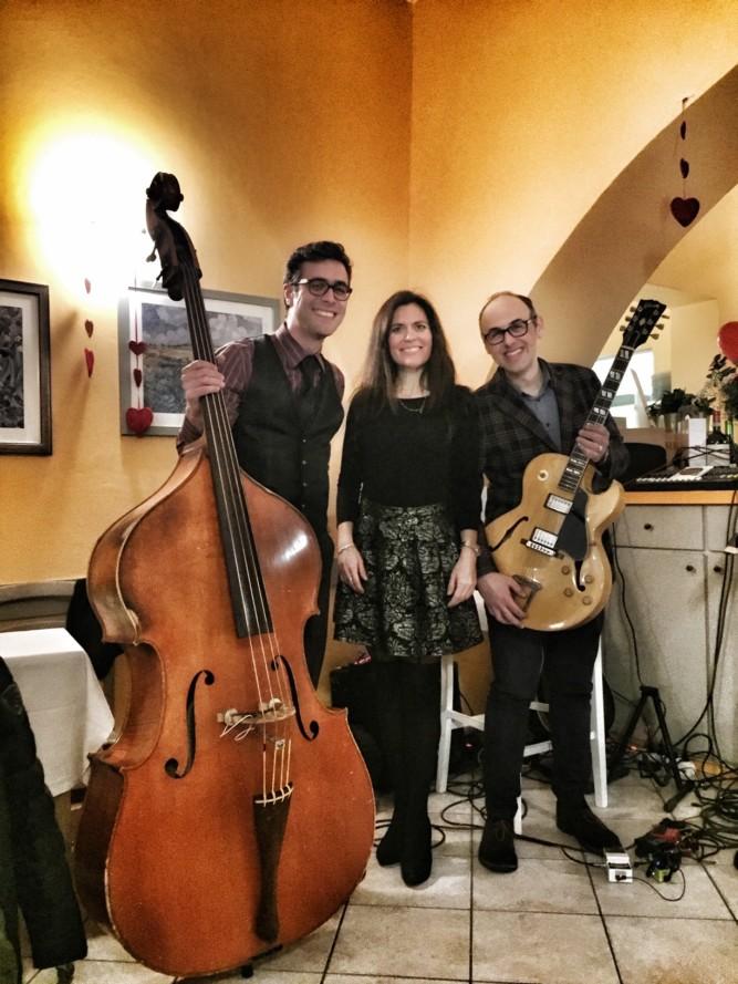 Con Raffaele Toninelli e Simone Salvatore