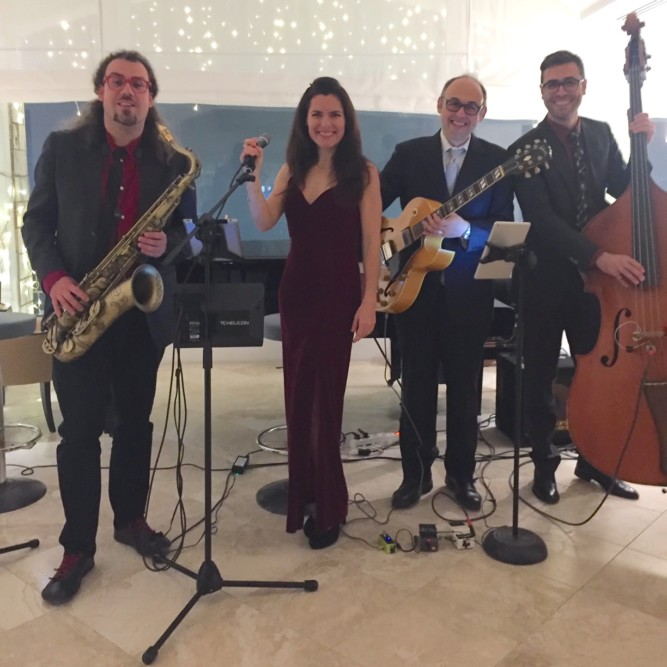 Ida Landsberg Quartet