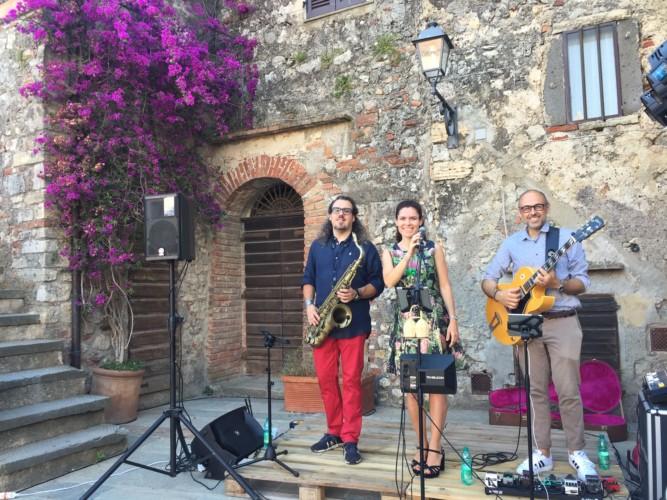 Trio a Capalbio